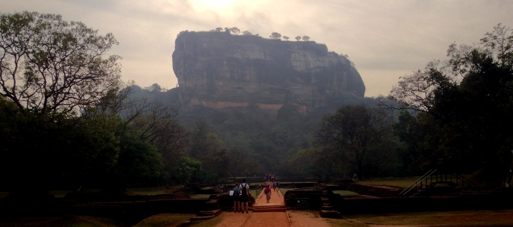 Sigiriya-lionsrock-sri-lanka-hiking-wandern